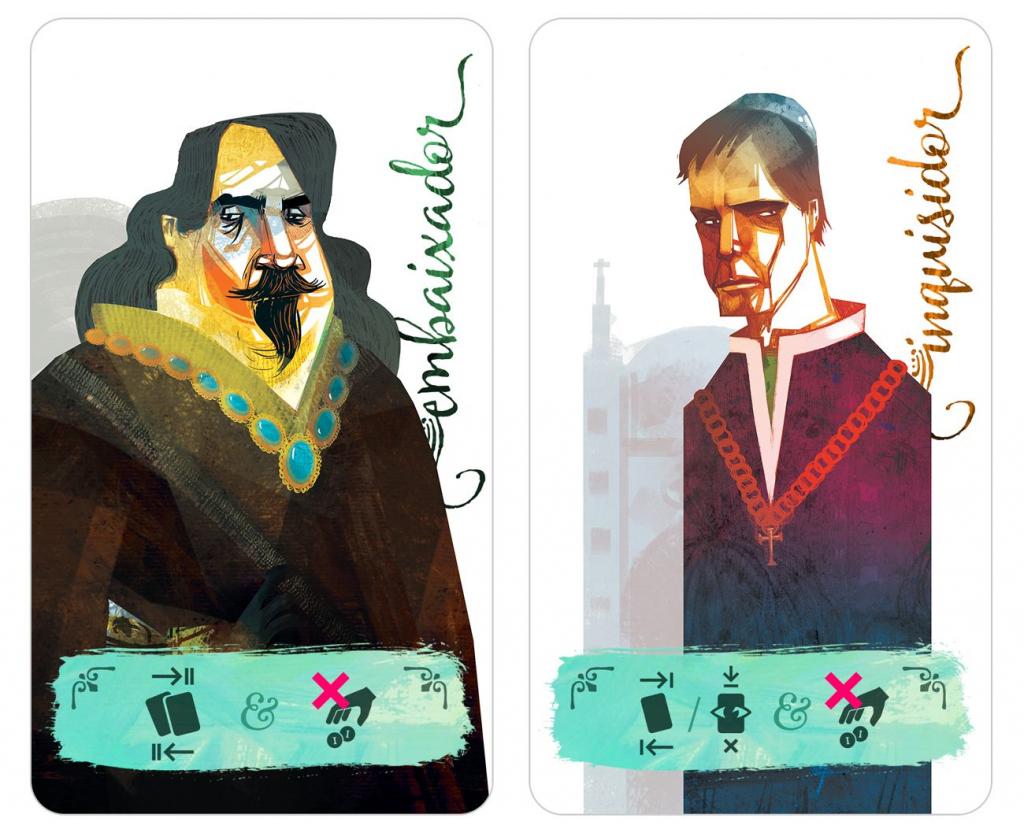 Luis Francisco & Weberson Santiago / Coup | Game Design | Game Card | Coup Card Game Printable