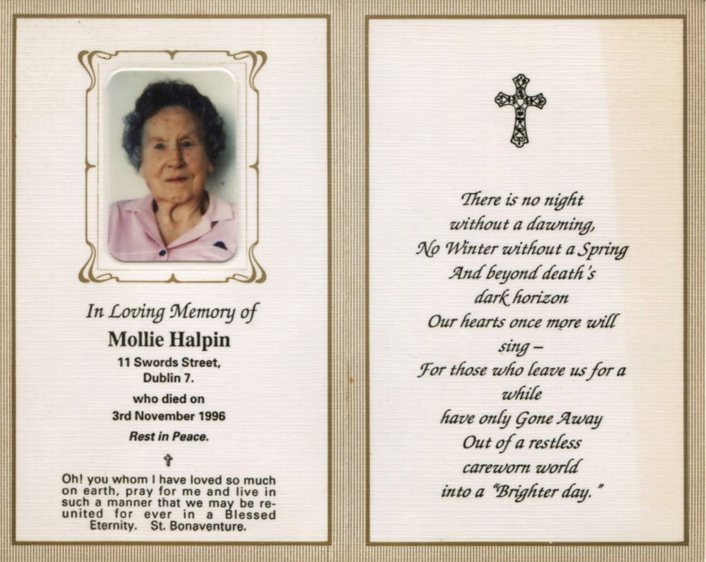 Memorial Card Quotes - Under.bergdorfbib.co | Printable Memorial Cards For Funeral