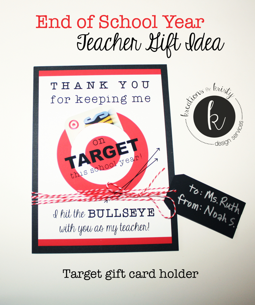 """More Than 9 To 5My Life As """"mom"""": Teacher Gift Idea: Target Gift 