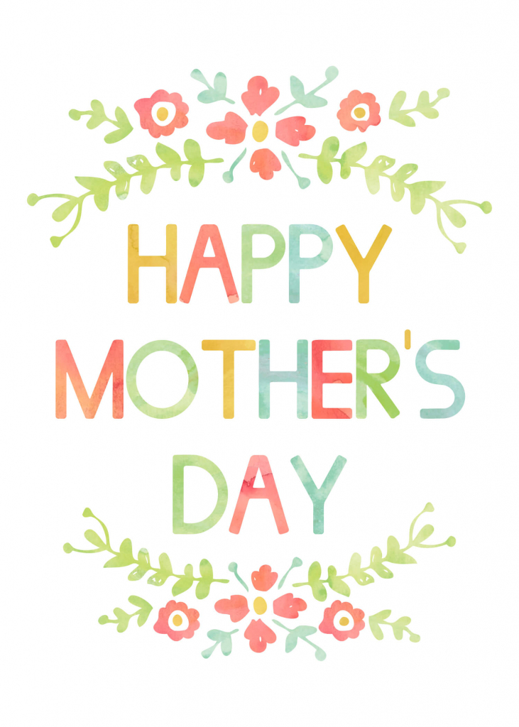 Mother's Day Card - Free Printable | Free Printable Mothers Day Cards