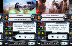 New] Odanan's Custom Cards – X-Wing – Ffg Community | X Wing Printable Cards