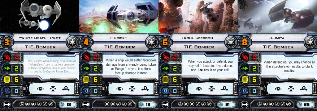 New] Odanan's Custom Cards - X-Wing - Ffg Community   X Wing Printable Cards