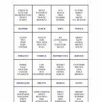 One Click Print Document | Family Ideas | Taboo Cards, Taboo Game | Taboo Game Cards Printable