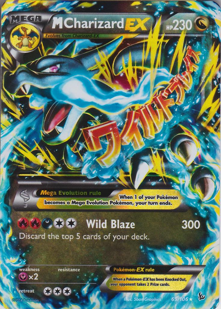 Our Top 10 Rarest Pokemon Cards - 2015 - Rextechs | Finnegan's Wish | Printable Pokemon Cards Mega Ex