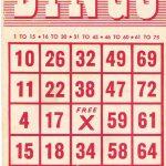 Pin Van Jeanne Vantilborgh Op Scrappen: Project Life Kaartjes   Free Printable Bingo Cards 1 75
