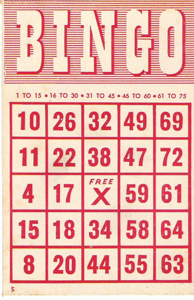 Pin Van Jeanne Vantilborgh Op Scrappen: Project Life Kaartjes | Free Printable Bingo Cards 1 75