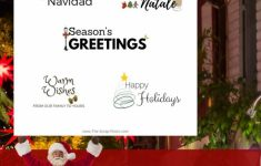 Pinthe Scrap Room – Diy & Craft Tutorials On Svg's Printables | Create Your Own Free Printable Christmas Cards