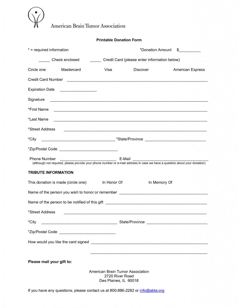 Pledge Forms - Canas.bergdorfbib.co | Free Printable Drug Free Pledge Cards