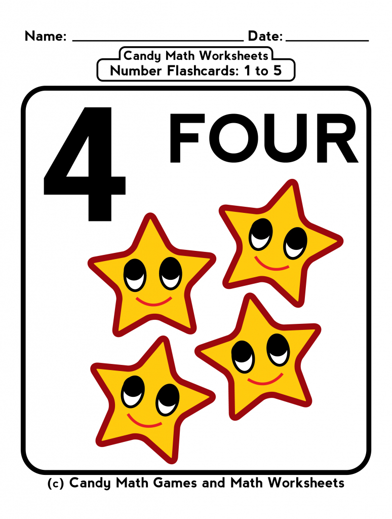 Preschool Math Worksheets Free – With Printable Also Addition For | Printable Picture Cards For Kindergarten