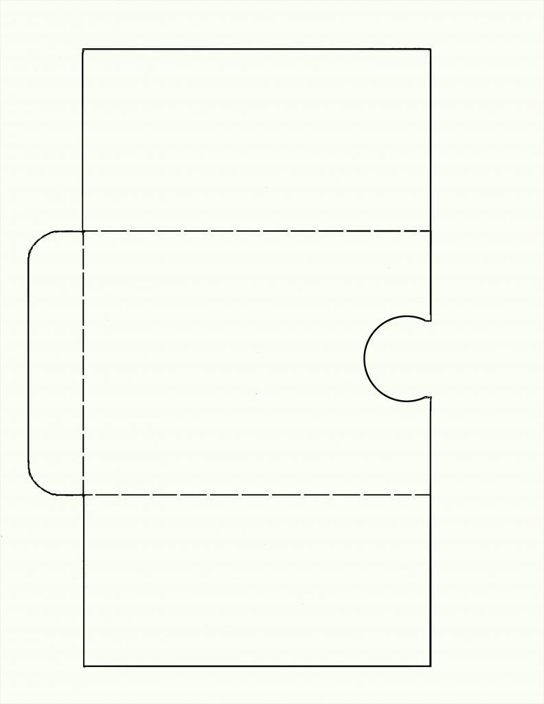 Printable 4×6 Envelope Template - Besttemplatess123 | Printable Envelope Template For 4X6 Card