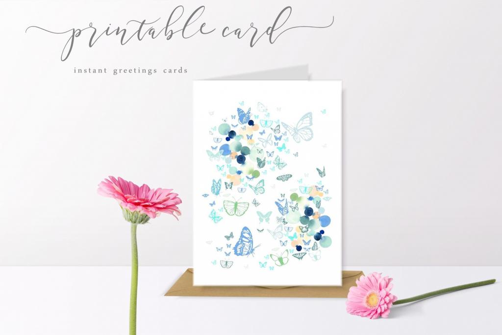 Printable Birthday Card Printable Sister Birthday Card Instant   Etsy   Printable Birthday Cards For Sister