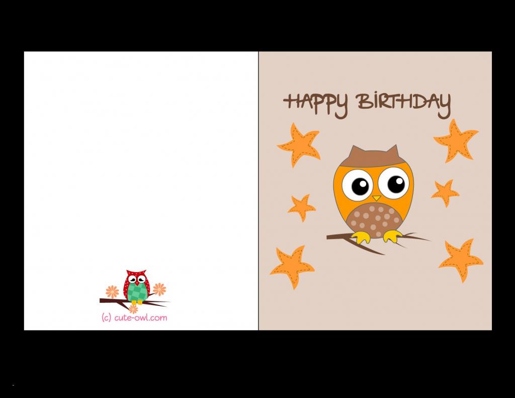 Printable Birthday Card Save Greeting Cards To Print Line Elegant   Printable Birthday Cards Foldable