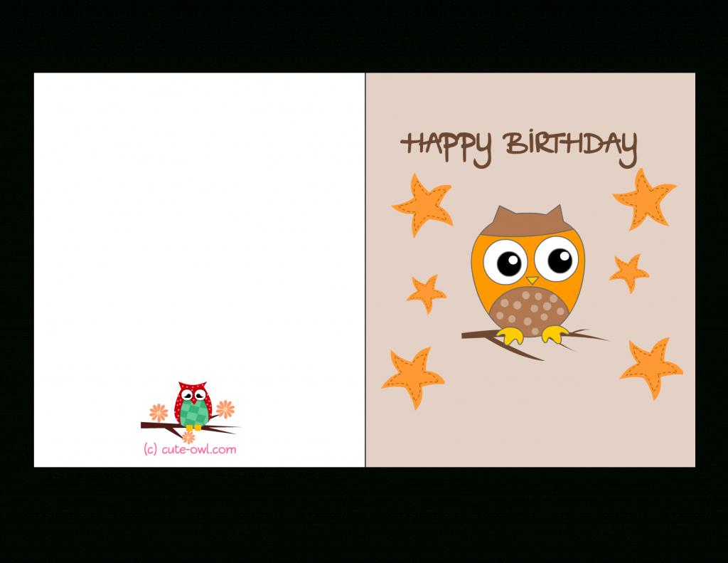 Printable Birthday Cards For Girls - Kleo.bergdorfbib.co | Printable Birthday Cards For Girls