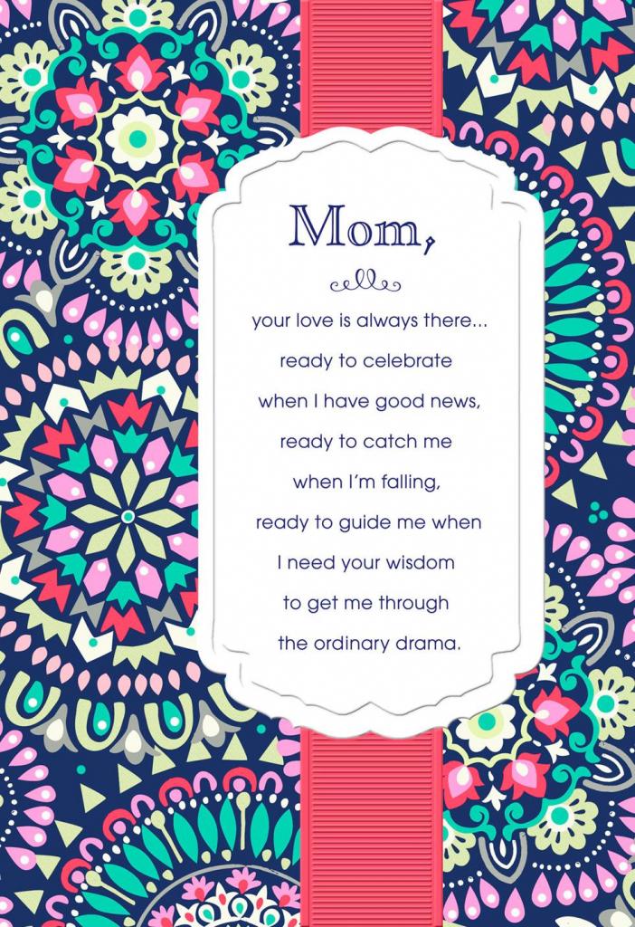 Printable Birthday Cards For Mom - Printable Cards   Printable Birthday Cards For Mom