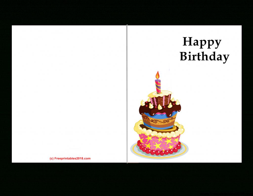 Printable Birthday Cards | Free Printables 2019 | Cards For Birthdays Printable