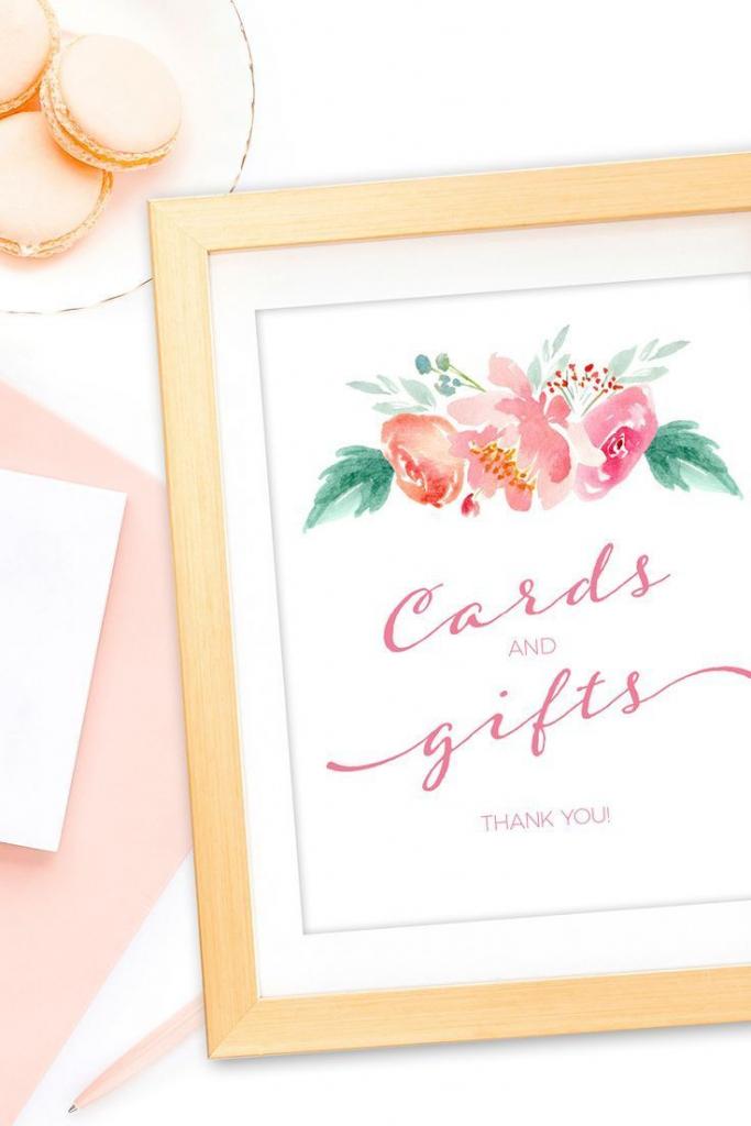 Printable Bridal Shower Card   Bridal Shower In 2019   Bridal Shower   Printable Bridal Shower Card