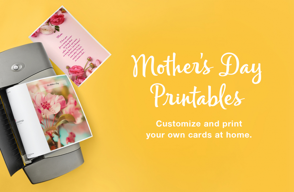 Printable Cards - Printable Greeting Cards At American Greetings   Happy Birthday From All Of Us Printable Cards
