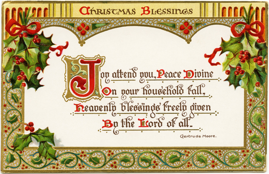 Printable Christian Christmas Cards – Fun For Christmas & Halloween | Printable Christian Christmas Cards