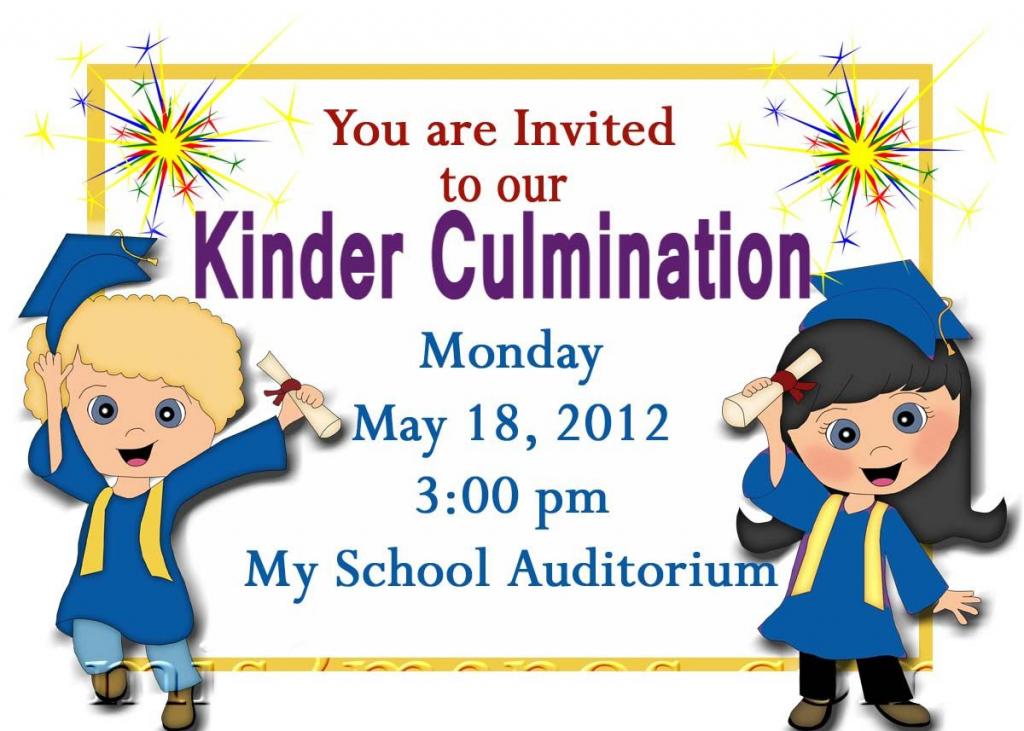 Printable Kindergarten Graduation Cards - Kleo.bergdorfbib.co | Printable Preschool Graduation Card