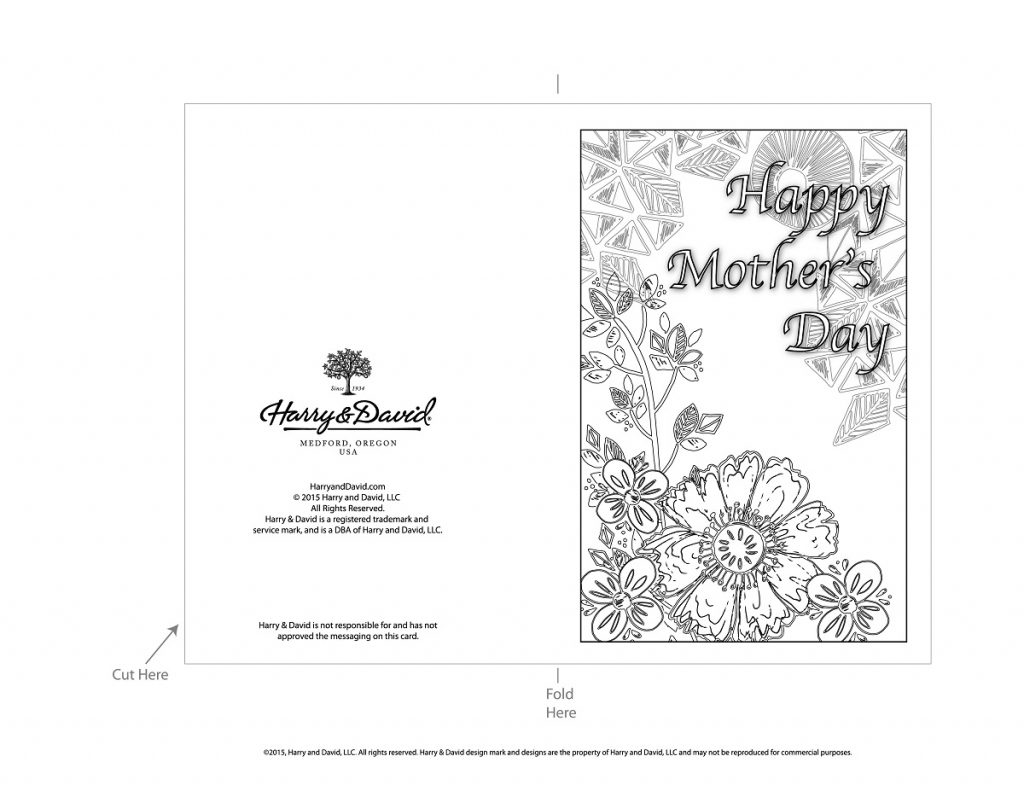 Printable Mother's Day Cards   Mother's Day Card Maker Printable