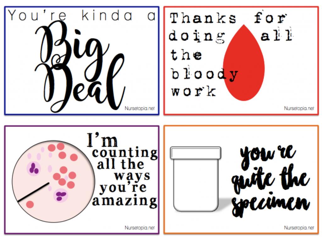Printable – Nursetopia | Nurses Week 2016 Cards Free Printable