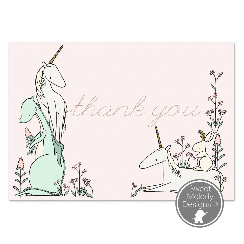 Printable Thank You Cards Instant Download Pdf Blank Cards | Etsy | Printable Thank You Cards Pdf
