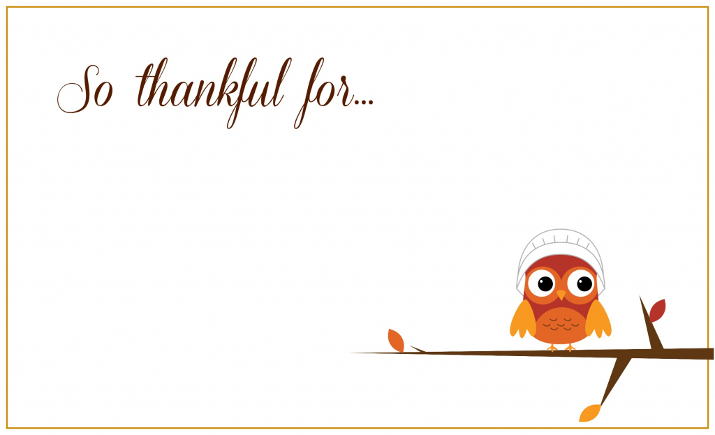 Printable Thanksgiving Placecards ~ Creative Market Blog   Printable Thanksgiving Place Cards