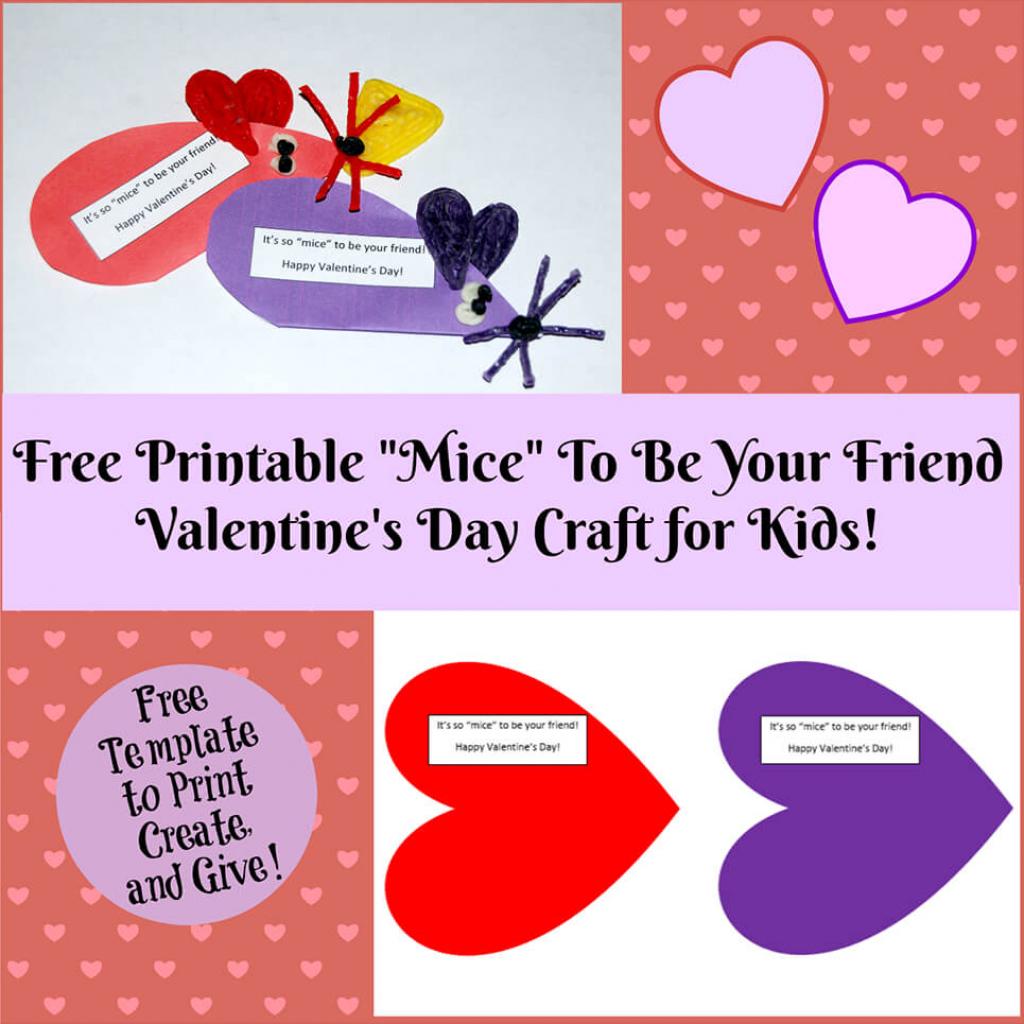 Printable Valentine Cards Templates Free - Btsmmo   Valentine's Day Card Printable Templates
