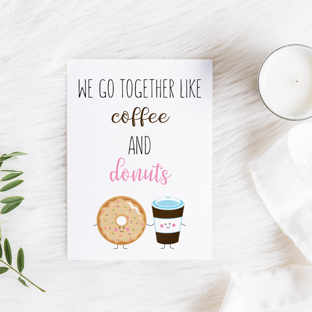Printable Valentines Day Card For Husband, Boyfriend, Spouse | Funny Printable Valentine Cards For Husband