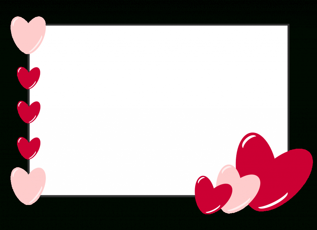 Printable Valentine's Day Card Template. This Valentine S Day Card   Valentine's Day Card Printable Templates