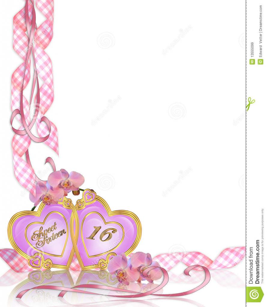 Quinceanera Birthday Cards — Birthday Invitation Examples   Printable Quinceanera Birthday Cards