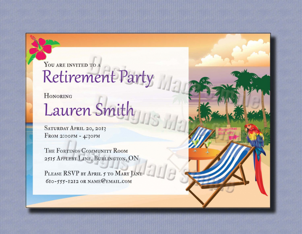 Retirement Party Invitations Template 2Xizvtxm   Retirement Or Cooks   Free Printable Retirement Cards