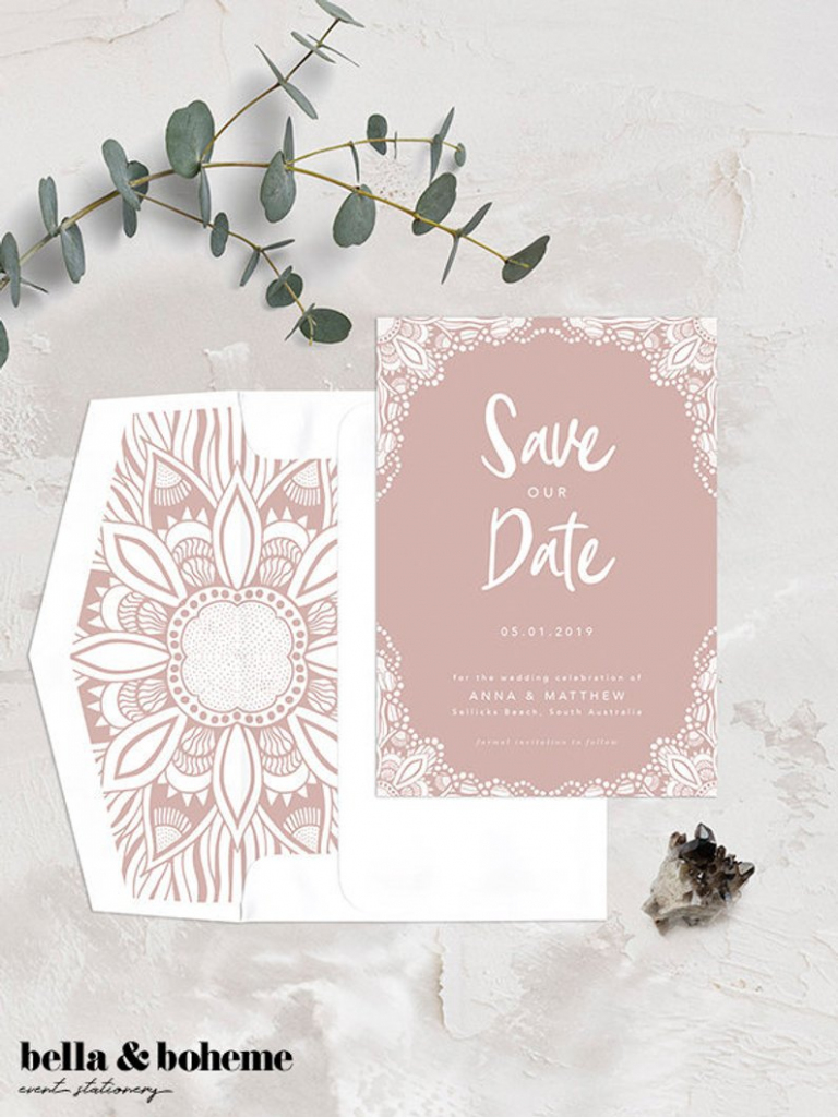 Save The Date Card/ Printable Save The Dates/ Wedding | Etsy | Printable Save The Date Wedding Cards