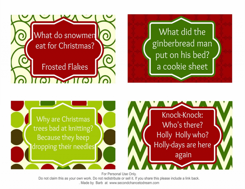 Second Chance To Dream - Free Printable Elf On The Shelf Activity Ideas | Printable Elf On The Shelf Note Cards