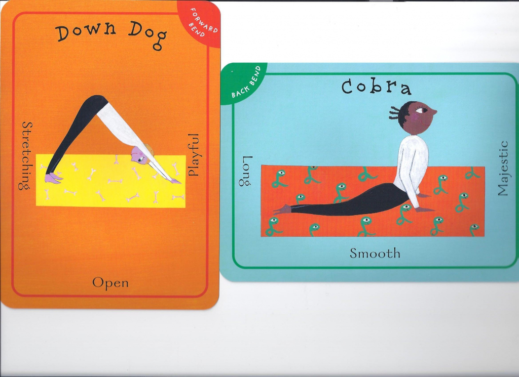Sequences With Yoga Pretzels Cards | Everything About Yoga | Yoga | Printable Yoga Flash Cards For Kids