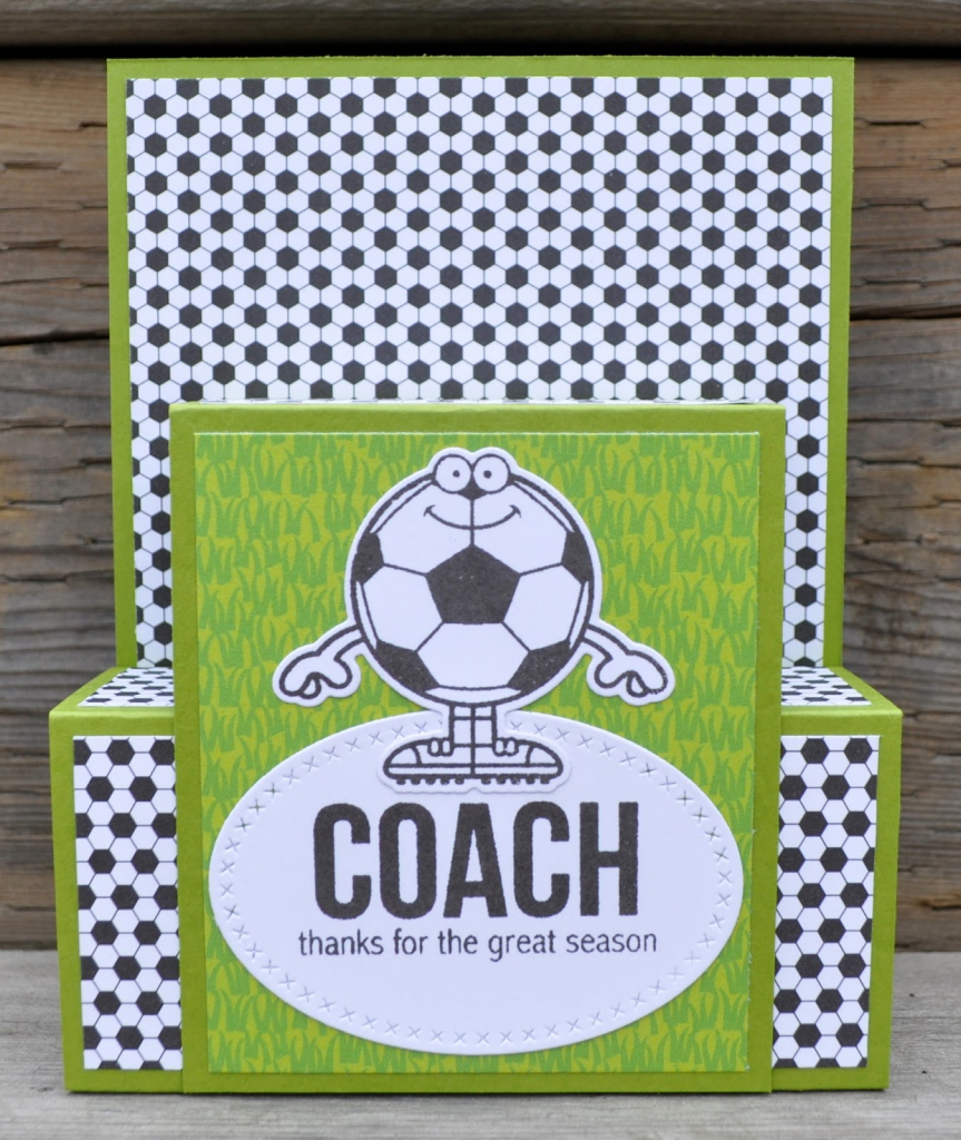 Soccer Coach Thank You Card - Kleo.bergdorfbib.co | Football Thank You Cards Printable