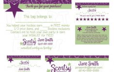 Standard Printable Scentsy Business Cards Online | Business Cards | Free Printable Scentsy Business Cards
