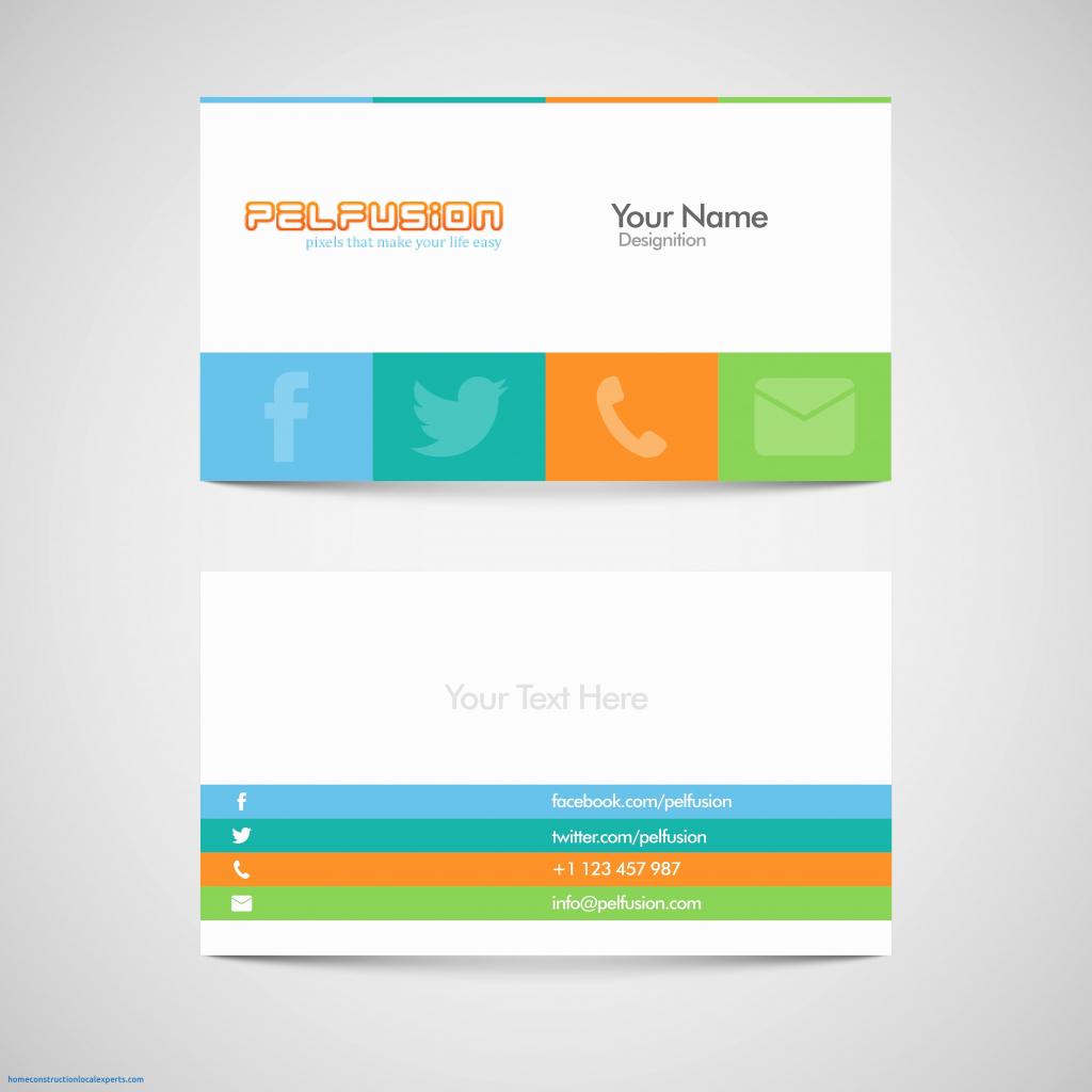 Teacher Business Card Template Free Beautiful Teacher Business Cards   Free Printable Business Card Templates For Teachers