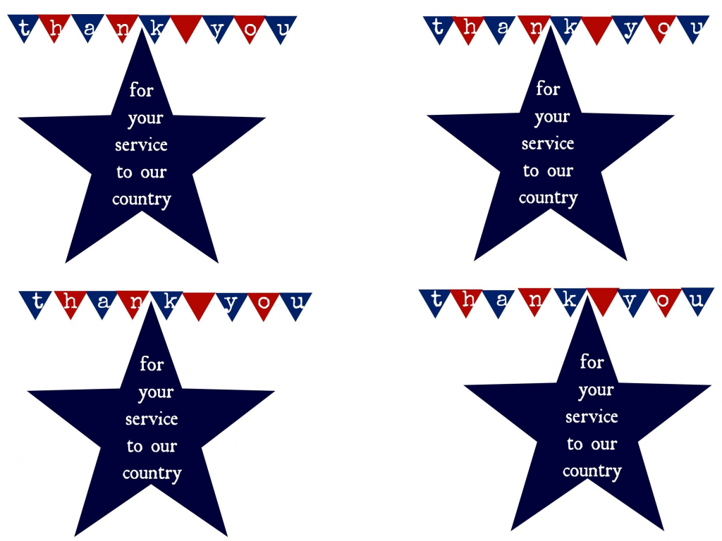 Thank A Hero And Printable   Military   Veterans Day Gifts, Veterans   Free Printable Thank You Cards For Soldiers