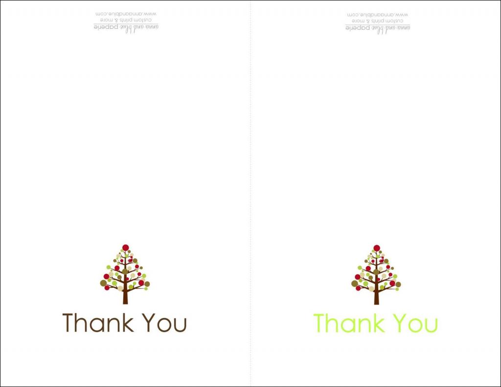 Thank You Cards Printable | Printable | Printable Christmas Cards | Christmas Thank You Cards Printable Free
