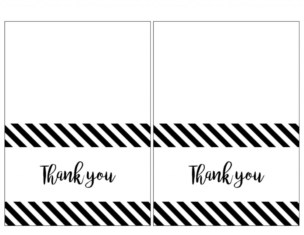 Thank You Cards To Print - Kleo.bergdorfbib.co   Free Printable Thank You Cards