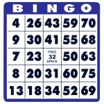 The Best Sassy Large Print Bingo Cards Review   Isabella   Free Printable Bingo Cards 1 75
