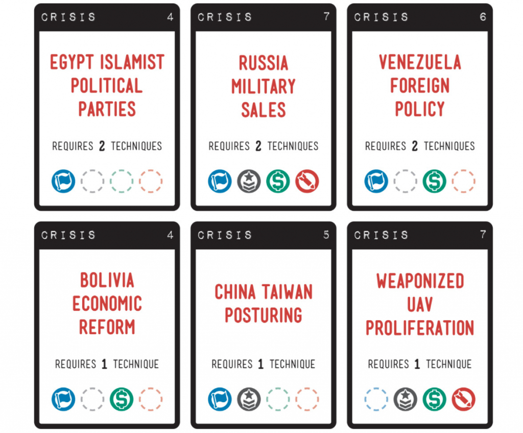 The Cia Made A Magic: The Gathering-Style Card Game For Training | Sorry Board Game Cards Printable