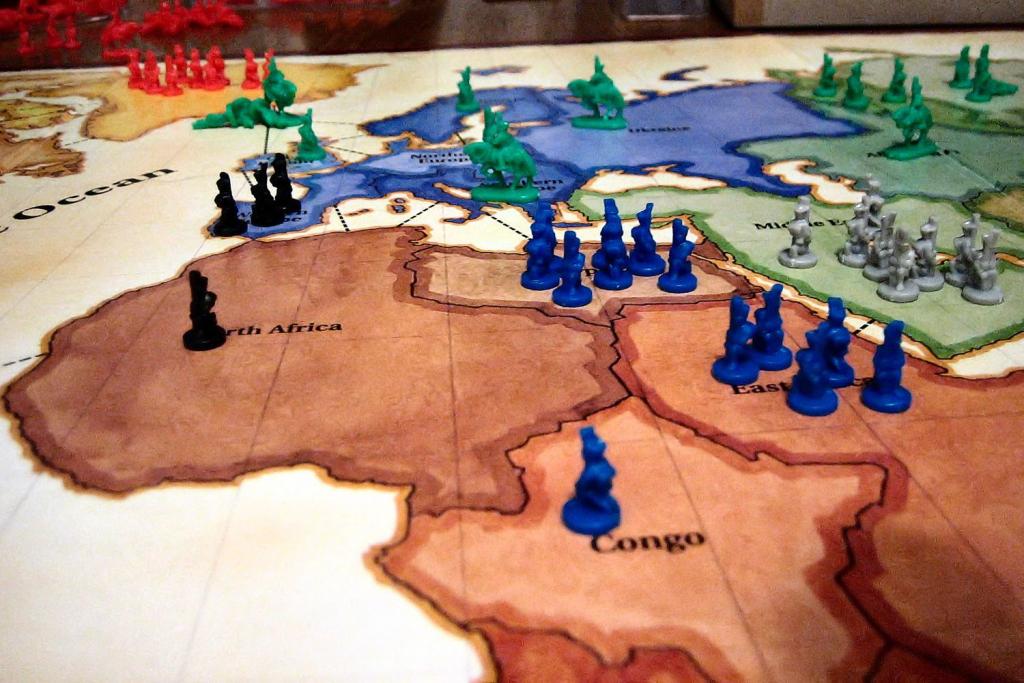 The History Of Risk Board Game | Risk Secret Mission Cards Printable