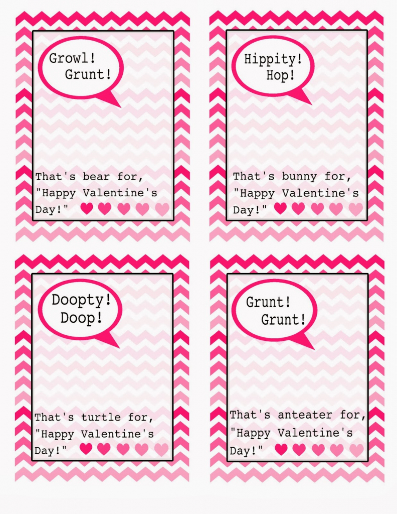The Jacobs Clan: Valentines Day Cards -- Free Template!!! | Printable French Valentines Cards