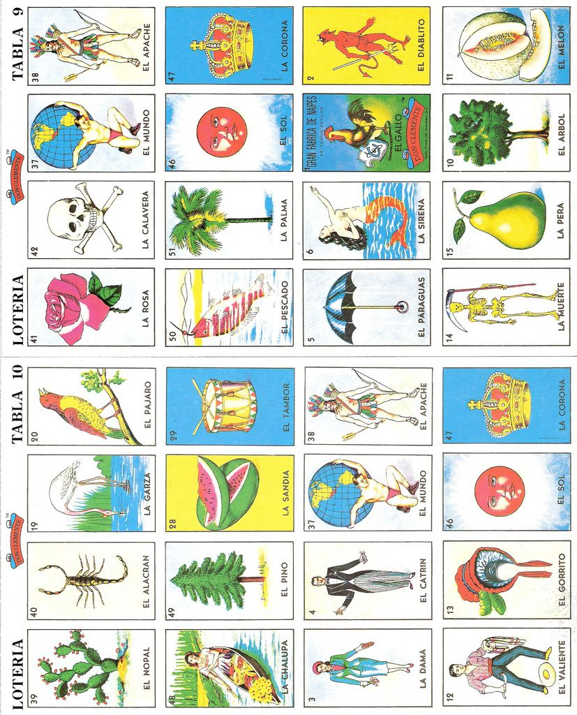 Thrifted Loteria Cards In 2019   Kiddos   Loteria Cards, Bingo Cards   Free Printable Loteria Cards