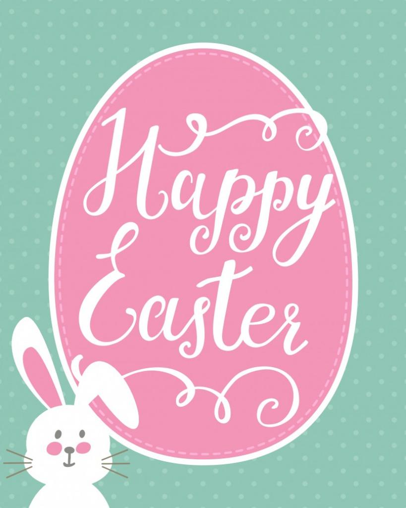 Tips: Charming Easter Printables Ideas — Neptunerestaurant | Free Printable Easter Cards For Grandchildren