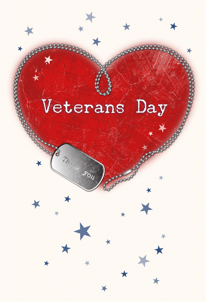 Veterans Day Appreciation - Free Veterans Day Card | Greetings Island | Veterans Day Cards Printable