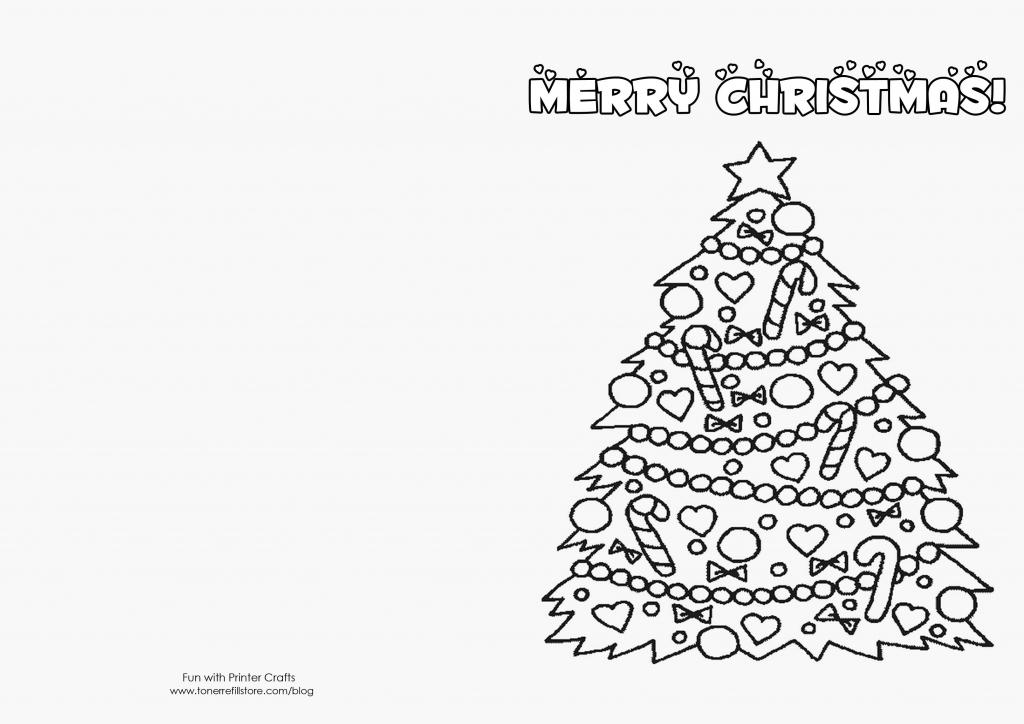 Vintage Minimalist Christmas Card. Free Online Printable Christmas | Free Online Printable Christmas Cards