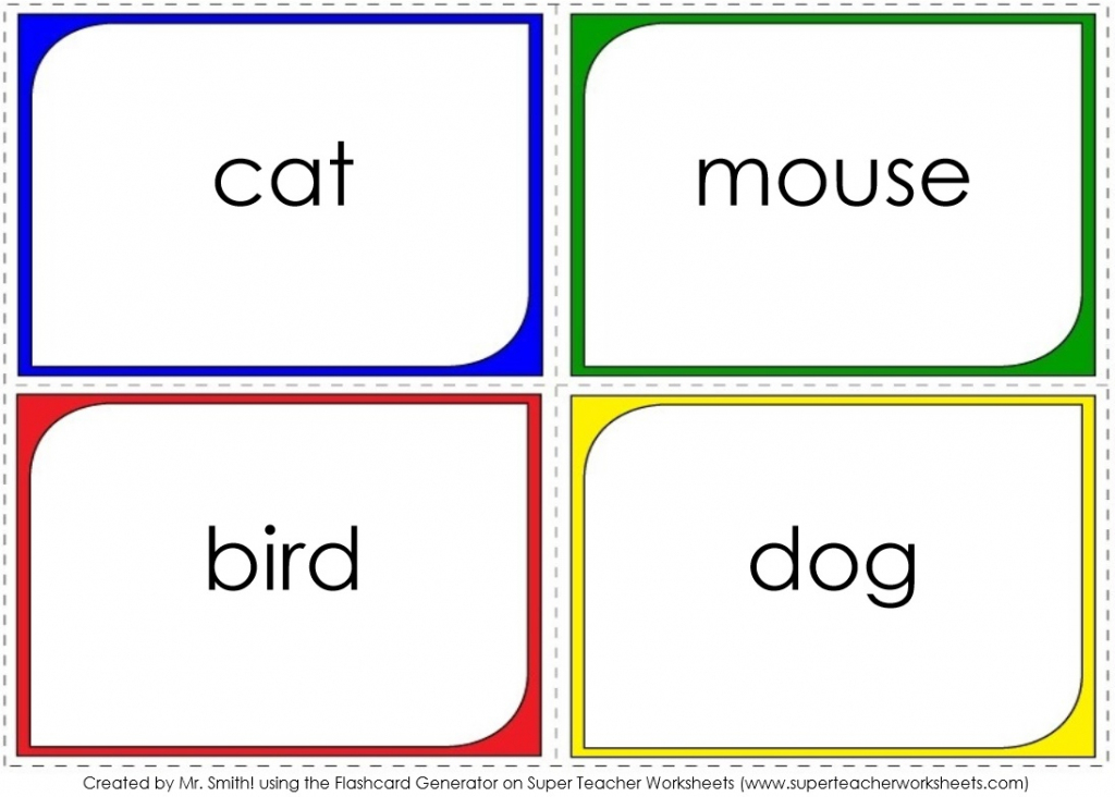 Vocabulary Flash Cards Template Lovely Printable Flash Card Maker | Free Printable Flash Card Maker